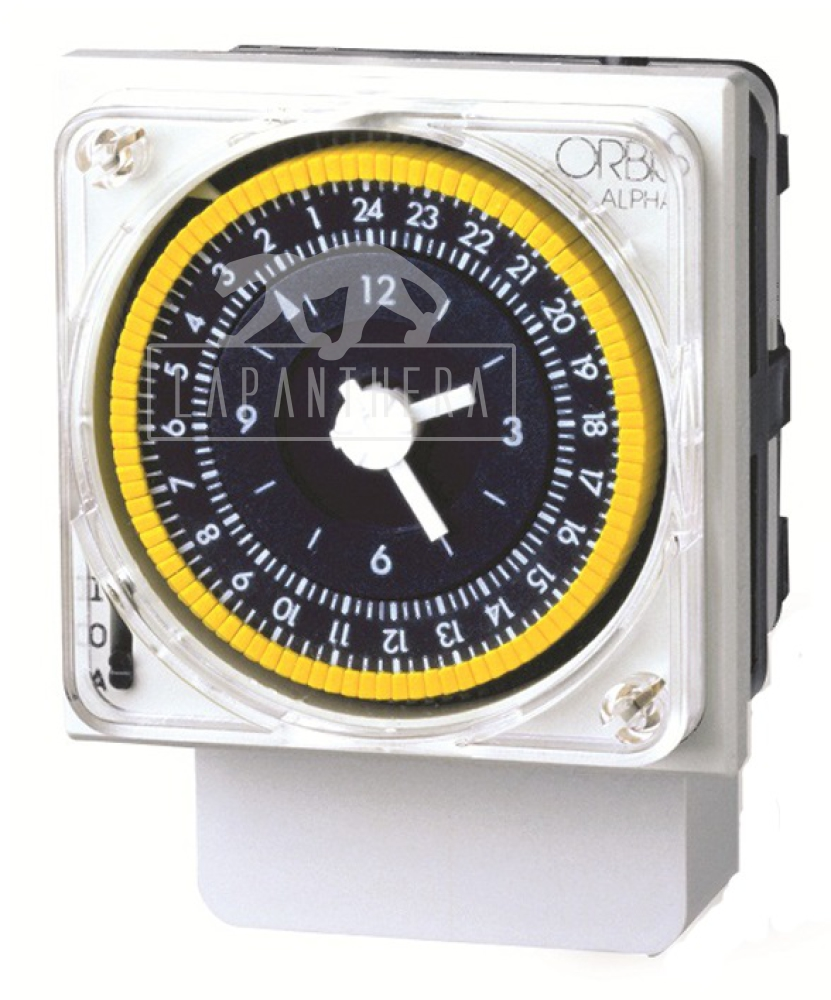 ORBIS ALPHA S ~ Analogue Time Switches