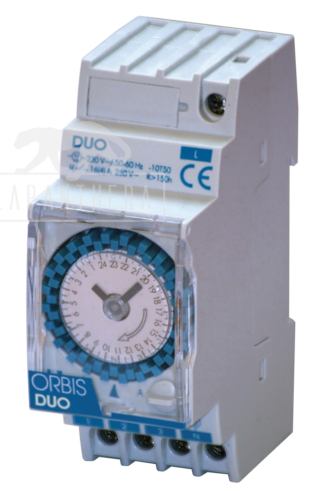 ORBIS DUO D ~ Analogue Time Switches