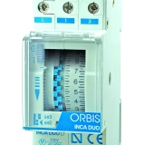 ORBIS INCA DUO QRD ~ Analogue Time Switches