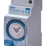 ORBIS DUO QRD ~ Analogue Time Switches
